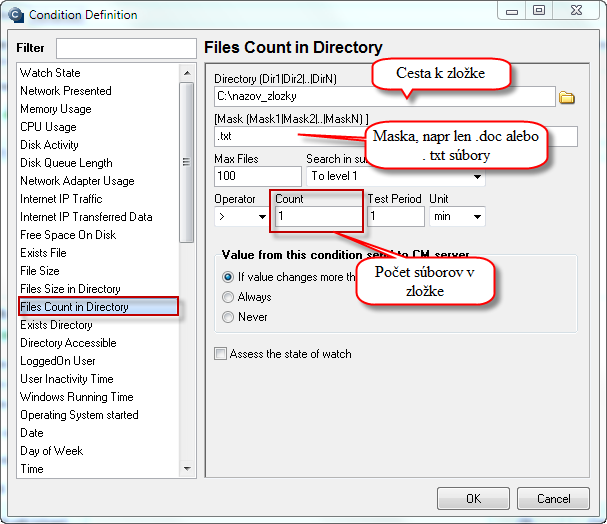 Image: Files Count in Directory