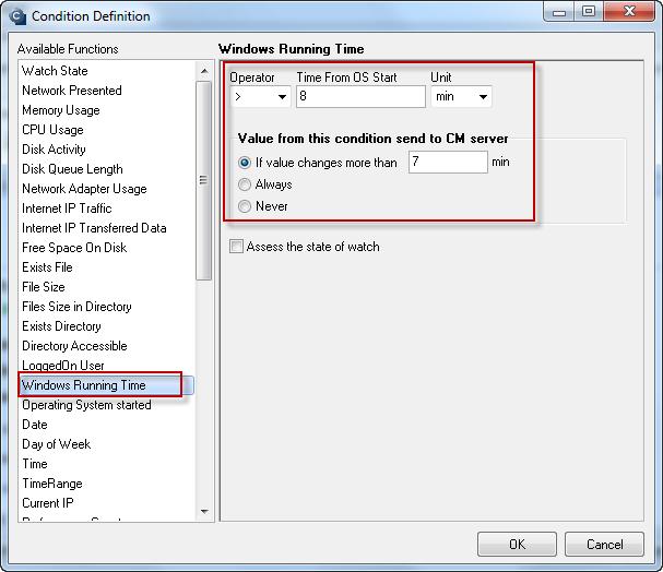 Image: Windows running time